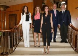 Ludovica Frasca, Irene Cioni, Stella Aneri, Giancarlo Aneri, Antonio Ricci