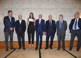 Mario Calabresi, Massimo Gramellini, Stella Aneri, Giancarlo Aneri, Paolo Mieli, Giulio Anselmi, Gian Antonio Stella