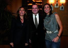 Maria Latella, Luca Dini, Cristina Parodi
