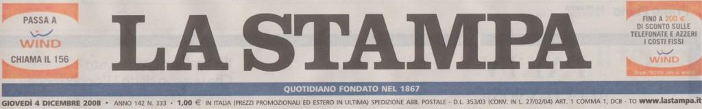 La Stampa 1