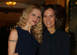 Michelle Hunziker e Roberta Armani