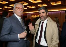 Vittorio Feltri e Gianni Riotta