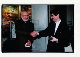 Francesco Tullio, Gianni Riotta