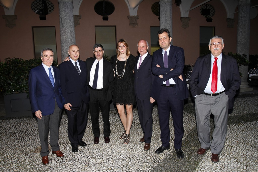 La giuria: Giulio Anselmi, Paolo Mieli, Gianni Riotta, Stella Aneri, Giancarlo Aneri, Mario Calabresi, Gian Antonio Stella