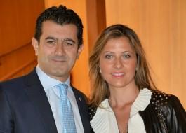 Gianni e Daniela Onorato